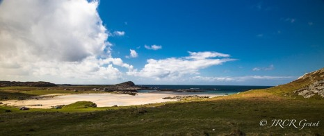 Beach at Dun Gallain, Colonsay