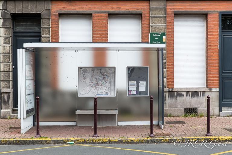 Bus stop true