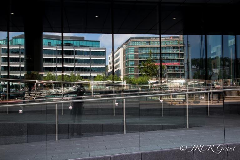 Cork City's new buildings full of sharp straight lines