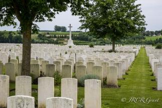 Ovillers La Boiselle Cemetery