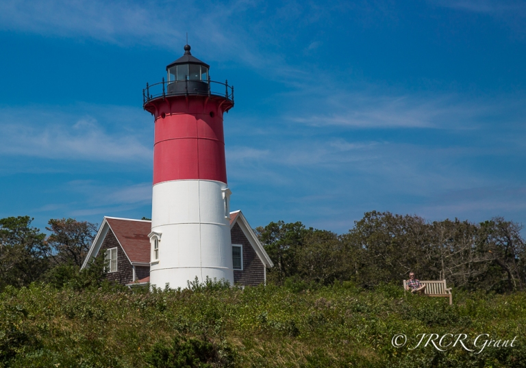 The Lighthouse at Lighthouse Beach, Cape Cod