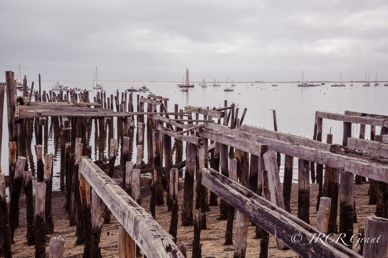 The Old Pier at Provincetown