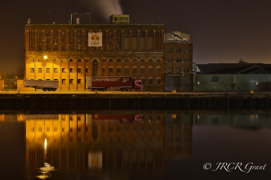 Odlums Building, Cork City docks