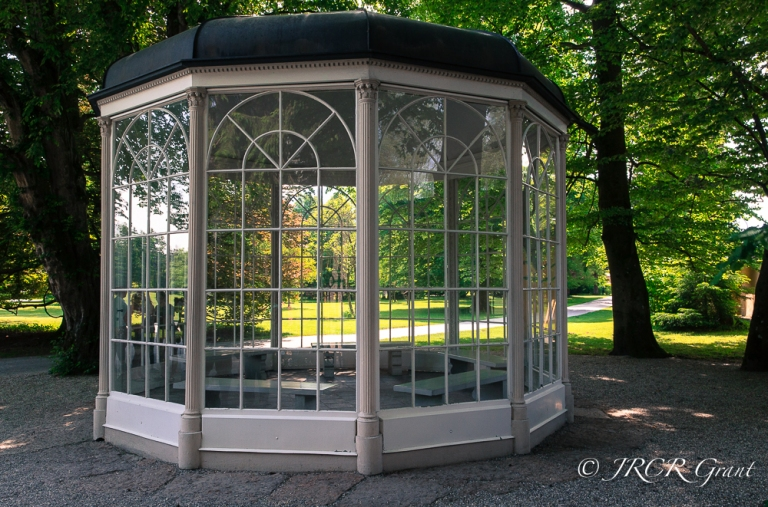 Gazebo used in Sound of Music