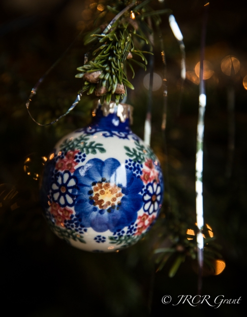 A bauble from Poland brings back the memories