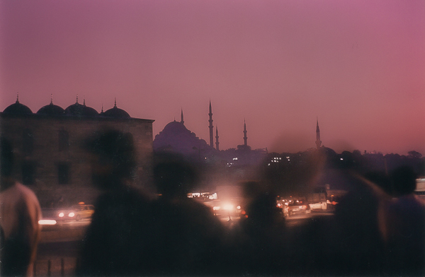 Fading Light in Istanbul